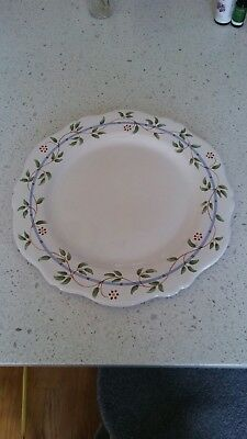 Pierre deux french country dinner PlatesSet of 2