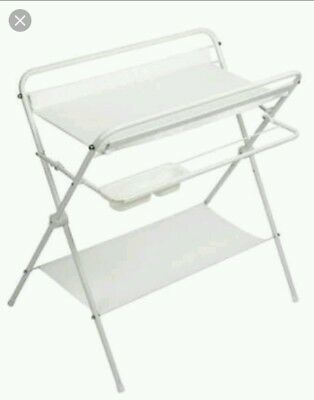 InfaSecure Delux Folding Change Table - White Brand New in Box (BNIB)