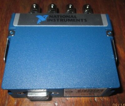 NI 9234 Tested Working Sound and Vibration Input Module National Instruments