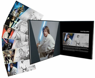 Star Wars A New Hope - Complete Silver Note Collection  - Niue 2018