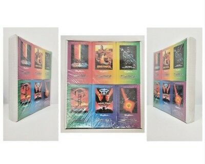 Star Trek The Cinema Collection 1994 Skybox Trading Cards 1-6 Complete Sets NEW