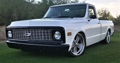 1971 Chevrolet C-10  1971 C10 Short Bed LS powered custom show truck!