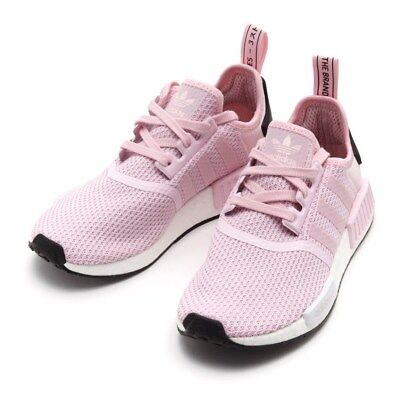 ever popular competitive price top quality ADIDAS NMD R1 Roller Knit Womens B37648 Clear Pink Boost ...