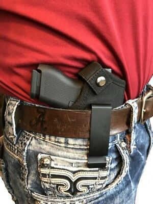 IWB GUN HOLSTER With Extra Magazine pouch Smith & Wesson M&P