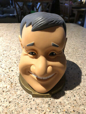 USA American President George W Walker Bush Bosley Bobbers 2001 Head Coin Bank