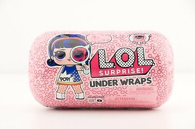 L.O.L. SURPRISE - Under Wraps - Series 4 Eye Spy - AUTHENTIC READY TO SHIP - LOL