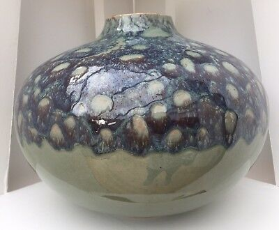 Contempory Vase Studio Pottery Style