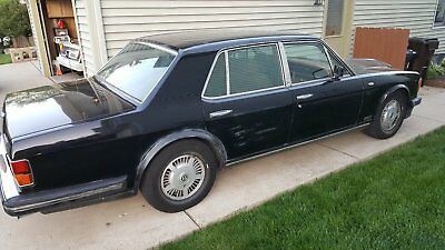 1989 Bentley Mulsanne  California Driven