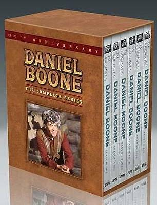 Daniel Boone - The Complete Series (DVD, 2014, 36-Disc Set) BRAND NEW