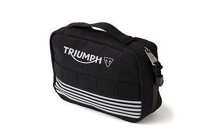 Genuine Triumph Motorcycles T18 Kube 1 Medium Luggage Bag Holder Case