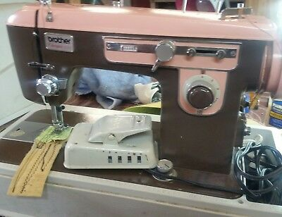 Heavy duty brother Challenger 651 leather machine