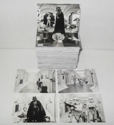 Star Wars - A New Hope Black and White - Complete Card Set (140) Topps 2018 - NM
