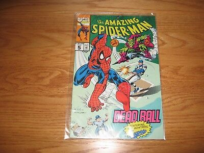 Amazing Spider-Man Deadball 5 Near Mint 9.4 Canadian Issue