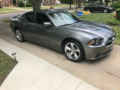 2012 Dodge Charger R/T 2012 Dodge Charger R/T