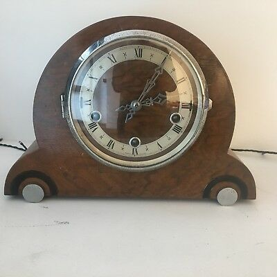 Antique clock westminster,  Whittington for spares or repair.