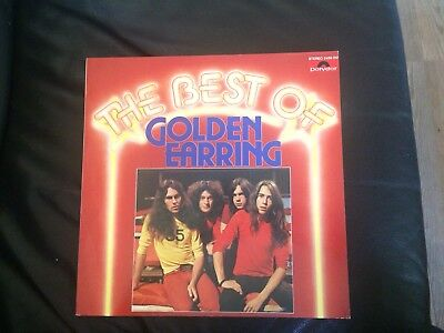 Golden Earring The Best Of LP Vinyl