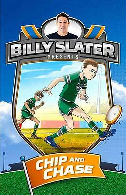 Billy Slater 4: Chip & Chase by Patrick Loughlin - Paperback - NEW - Book