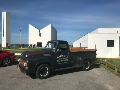 1953 Ford F-250  Ford f-250