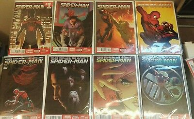 Miles Morales: The Ultimate Spider-Man, Marvel US Direct Ed 12 books