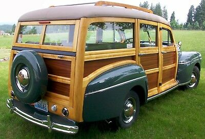 1946 Ford Other  1946 ford 4 x 4 Woodie Wagon