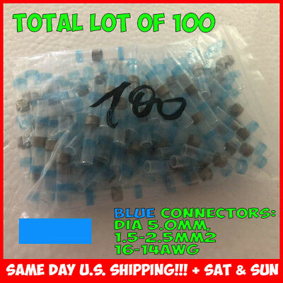 10 pcs firewall grommet bushing seal 10 gauge dia 3 65mm amplifier 100pcs solder sleeve heat shrink butt waterproof 16 14 awg wire splice connector greentooth Images