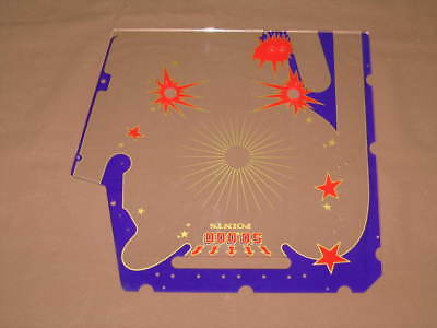 Pinball Zaccaria Pinball Champ Second Playfield Plastic Flipper