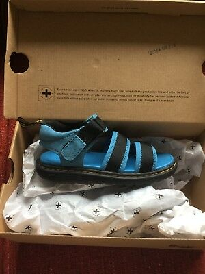 Dr Martens sandals childrens size12 Brand new in box