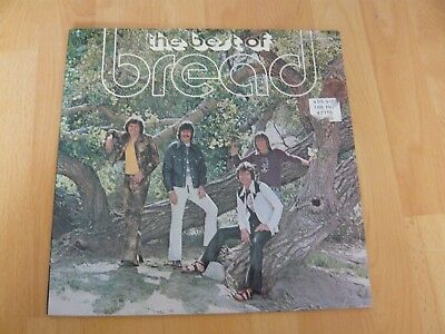 BREAD - The Best of Bread         -LP-