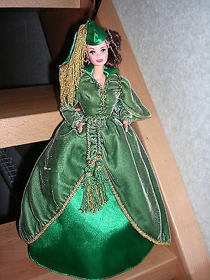 Barbie Hollywood Legends Scarlett O`Hara Gone With The Wind MNB 1994 Rarität