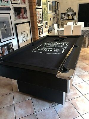 JACK DANIELS POOL Table PicClick UK - Jack daniels pool table