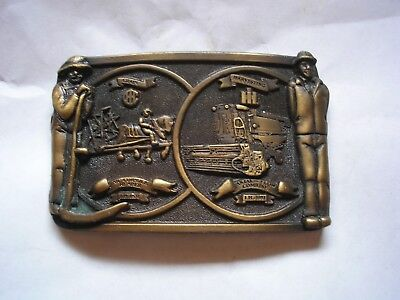 spec cast inc. belt buckle athor. by international harvester