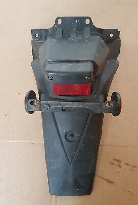 Honda Vision NSC 50 Rear Numberplate Holder Complete