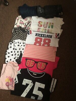 Girls Next Autumn Clothes Bundle (11 Items) Age 10-11 Years
