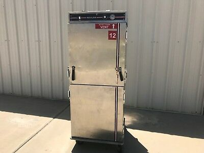 Bevles Heated Holding Cabinet Hot Box Food Warmer Commercial Duel Door