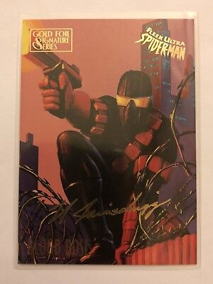 Spider-Man Fleer Ultra 1995 Marvel Card #6 Blood Rose