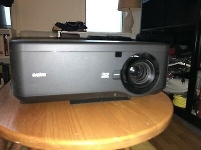 video projector Sanyo,PDG-DXT10L Long throw DVI connector, 4:3 and 16:9