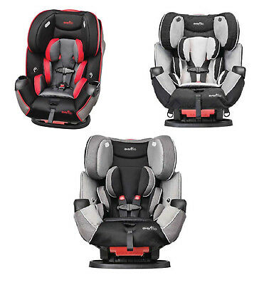 Evenflo Symphony LX All In 1 Convertible Car Seats