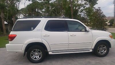 2003 Toyota Sequoia  vehicles