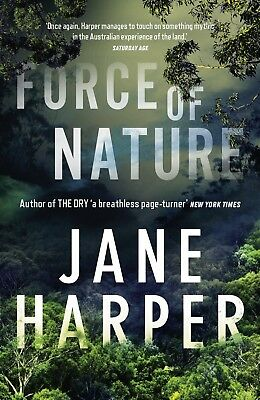 Force Of Nature - Jane Harper - Paperback - Book - Free Shipping