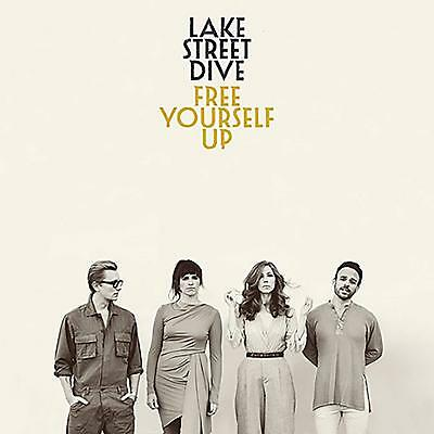 Lake Street Dive - Free Yourself Up (CD, May-2018, Nonesuch) - BRAND NEW SEALED