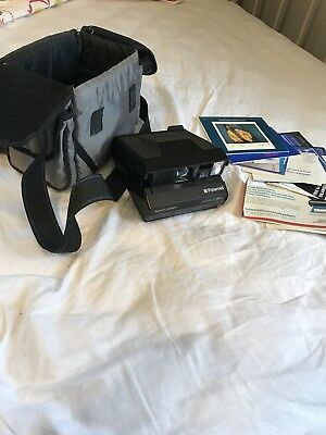 Polaroid Spectra System Camera First Edition With Case