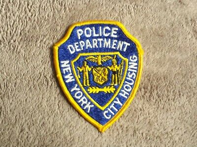 New York - NYC Housing Police Shoulder Patch