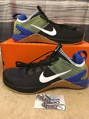 NEW Nike Metcon DSX Flyknit 2 Crossfit Training Shoes 924423-006 Mens Size  10.5 6a8fe6222f85