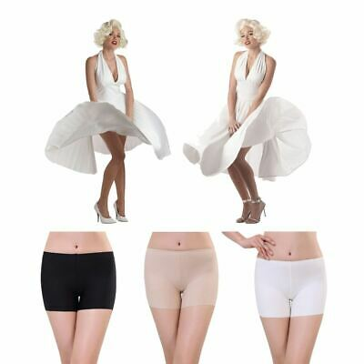 Silk Briefs Ice Cool Boyshorts for Ladies Women Shorts Invisible Seamless Boxer