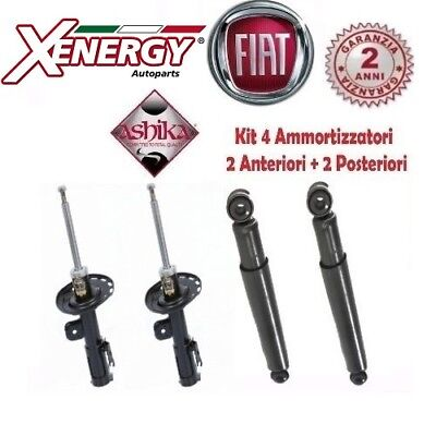 KIT AMMORTIZZATORI ANTERIORI POSTERIORI FIAT PANDA 2012 4x4 NATURAL POWER METANO