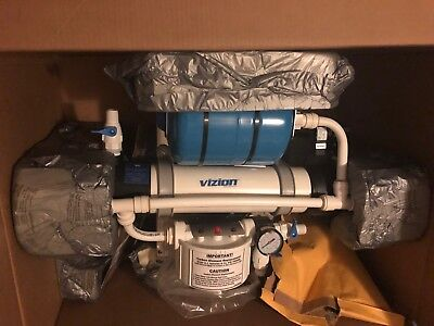 Antunes VZN-421H Ultrafiltration System 9700720 Vizion Water Filtration