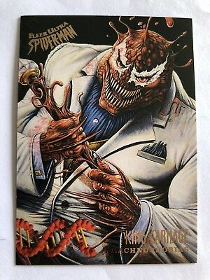 Spider-Man Fleer Ultra 1995 Marvel Card #147