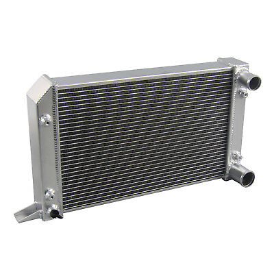 UPGRADE 56mm thick Core Scirocco Style double Pass Radiator Drag Race 26mm tube