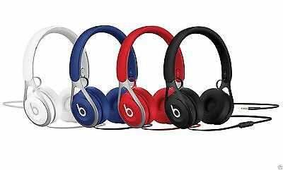 Beats by Dr. Dre Beats EP On Ear Wired Headphones Colors BLACK BLUE RED WHITE