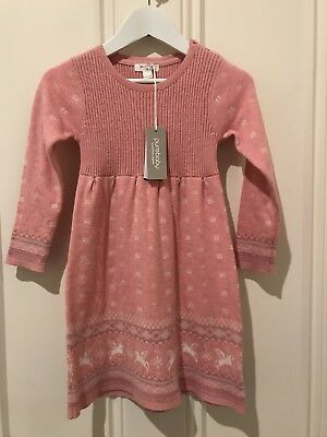 Pure Baby Girls Pegasus Dress Size 3 Years RRP$69.95
